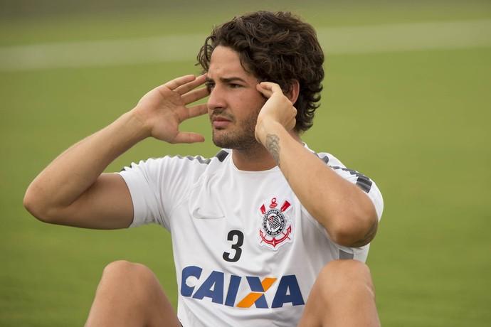 Alexandre Pato Corinthians (Foto: Daniel Augusto Jr. / Agência Corinthians)