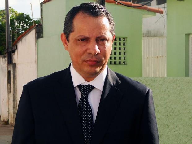 Marcondes Diógenes Paiva, interventor da UPA de Pajuçara e dos AMEs em Natal (Foto: Ricardo Araújo/G1)