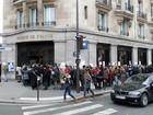 Franceses trocam notas de franco por euros no último dia de prazo