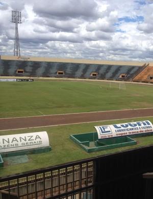 Estádio Douradão (Foto: Reprodução/TV Morena)