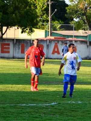 Marcinho, principal jogador do ataque do GAS, ainda não marcou este ano    (Foto: Ribamar Rocha)