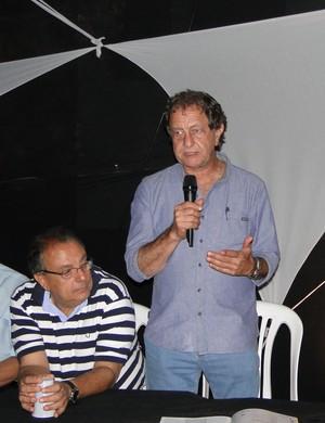 Brenno Spinelli, presidente do Comercial (Foto: Rafael Alves / Agência Black e Branco)