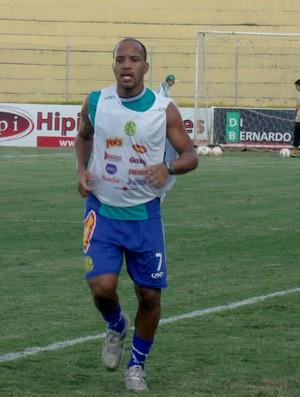 David Dener, atacante do Mirassol (Foto: Vinicius de Paula / Agência Mirassol FC)