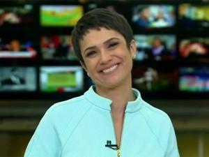 Sandra Annenberg  (Foto: Video Show / TV Globo)