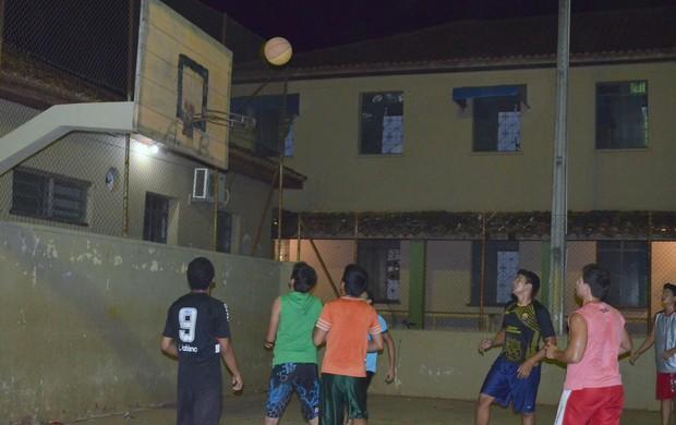 Projeto atende mais de 300 atletas em Guajará-Mirim (Foto: Leile Ribeiro)