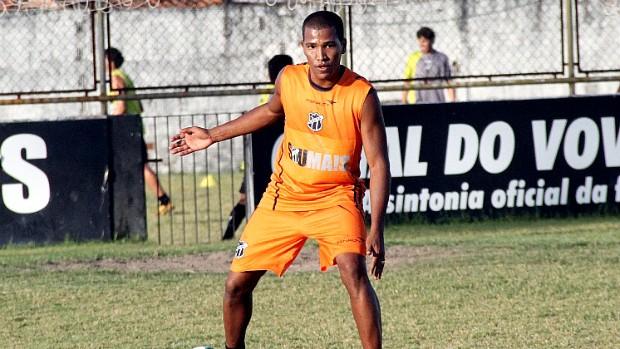 João Marcos, volante do Ceará (Foto: Divulgação / Ceará)