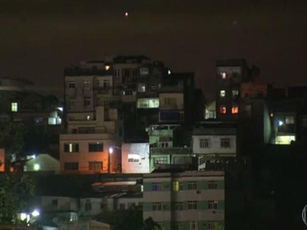 Morro da Providência fica na Zona Portuária do Rio (Foto: Reprodução/TV Globo)