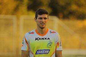 Raul Prata, Luverdense (Foto: Felipe Nischor/Luverdense Esporte Clube)