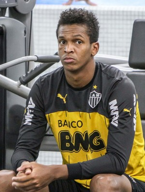Jô, atacante do Atlético-MG (Foto: Bruno Cantini/Flickr CAM)