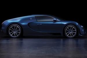 Bugatti Veyron Super Sport (Foto: Bugatti)