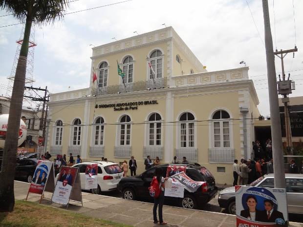 8.700 mil eleitores em todo o Pará estão aptos a decidir quem será o novo presidente da OAB/PA. (Foto: G1 Pará)