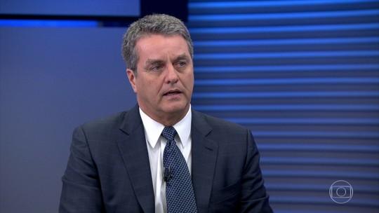 'Temos muito o que melhorar em competitividade', diz diretor da OMC