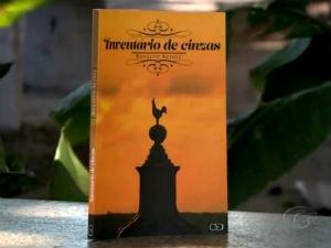 Livro 'Inventário de Cinzas' (Foto: Reprodução/ TV Gazeta)