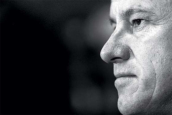 Dunga, técnico da seleção brasileira de futebol  (Foto: Ueslei Marcelino/Reuters)