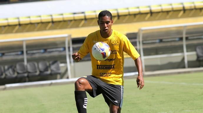 Cleber Santana Criciúma (Foto: Fernando Ribeiro/Criciúma EC)