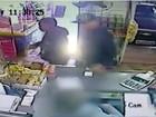 Dupla é presa após assaltar mercado em Piracicaba; veja o vídeo do crime