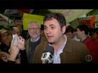 Glauber Braga é o candidato do PSOL a prefeito de Nova Friburgo, no RJ