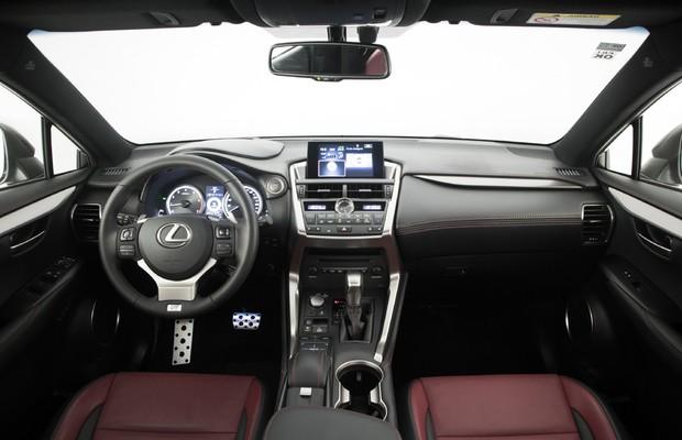 Lexus NX 200t F-Sport (Foto: Divulgação)