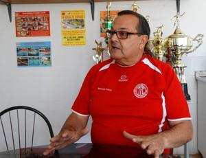 Francisco Quirino Tupynambás (Foto: Bruno Ribeiro)