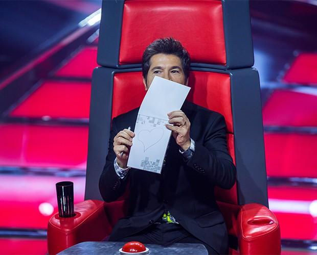 daniel bastidores audição 1 (Foto: Isabella Pinheiro/TV Globo)
