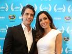 Márcio Garcia e Alessandra Negrini vão a festival de cinema nos EUA