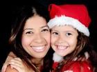 'VC no EGO': internautas capricharam na pose em homenagem ao Natal