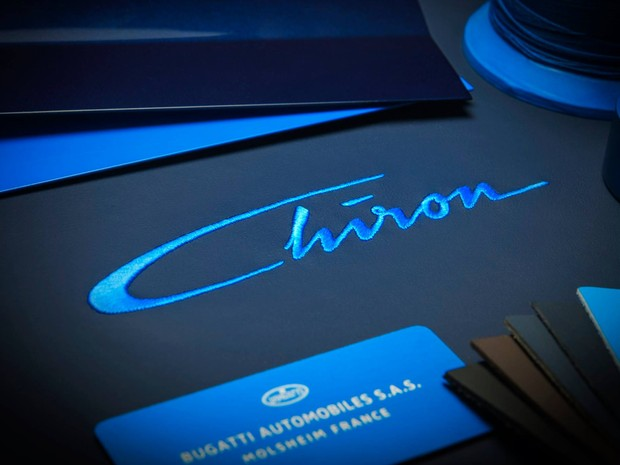 Bugatti Chiron é o nome do futuro sucessor do Veyron (Foto: Daimler)