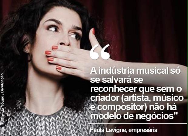 Paula Lavigne (Foto: Fernando Young / Divulgação )