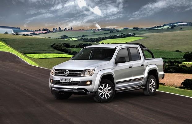Avaliação: Volkswagen Amarok Highline 2015
