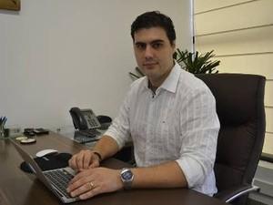Seneri Paludo é diretor executivo da Famato (Foto: Da assessoria/Famato-MT)
