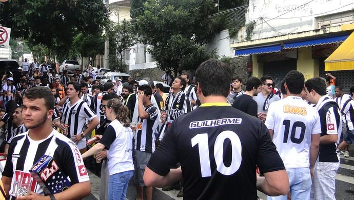 Torcedores do Atlético Mg (Foto: Divulgação)