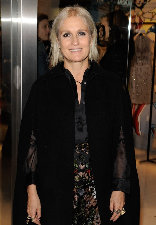 Maria Grazia Chiuri (Foto: Getty Images)