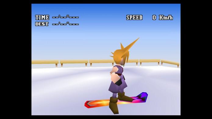 Final Fantasy 7 veio em três discos (Foto: Divulgação/Square Enix)