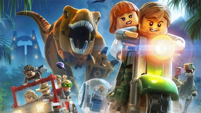 LEGO Jurassic World em promoção na PSN (Foto: Divulgação/Warner)