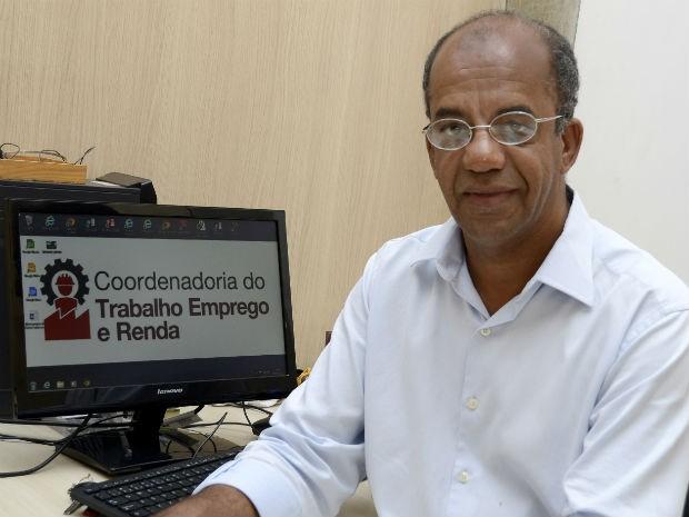 Coordenador do Trabalho, Emprego e Renda de Jundiaí, José Vitor Machado (Foto: Arquivo PMJ)