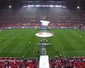 """Ribéry rasga elogios aos torcedores  do Benfica, rival na Liga: """"Fantásticos"""""""