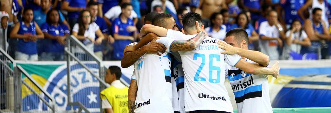 Os melhores momentos  de Cruzeiro 0x2 Grêmio (Lucas Uebel/Divulgação Grêmio)