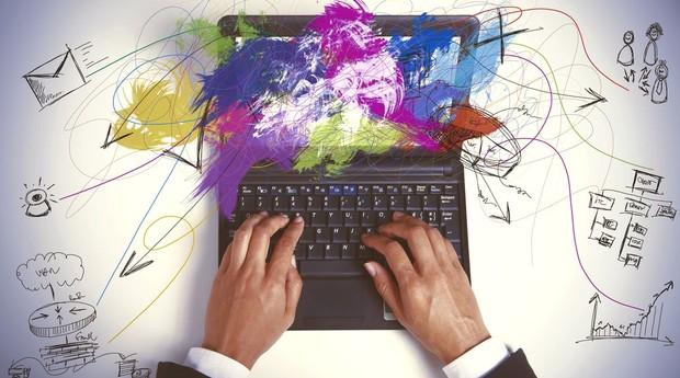 Tempo, produtividade, inovação, trabalho, multitarefa, internet, computador, tecnologia (Foto: Shutterstock)