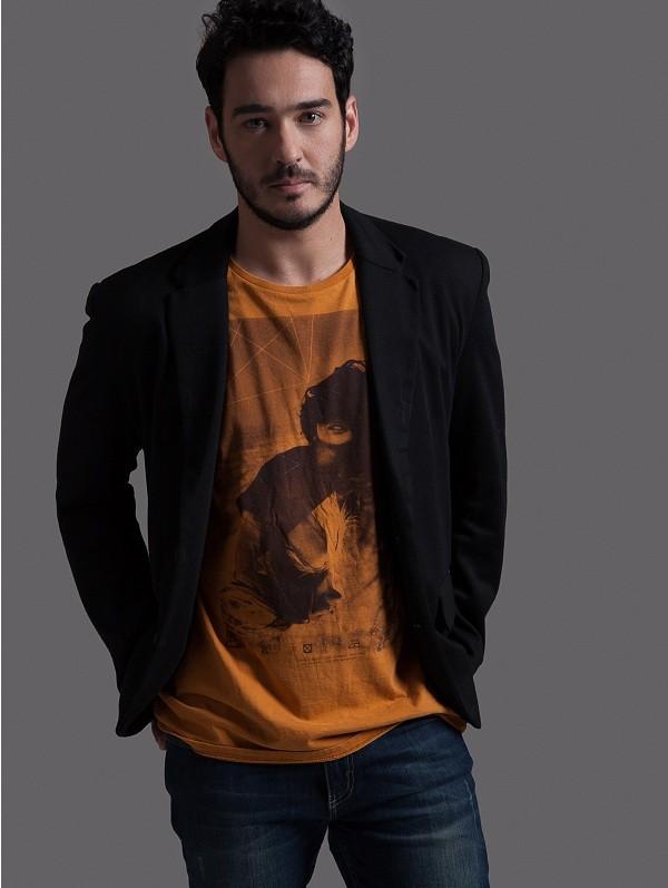 """Marcos Veras vai interpretar primeiro papel sério da carreira: """" (Foto: Ricardo Penna)"""