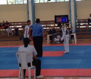 Venilton Torres; Taekwondo; Amapá (Foto: Reprodução/Facebook)