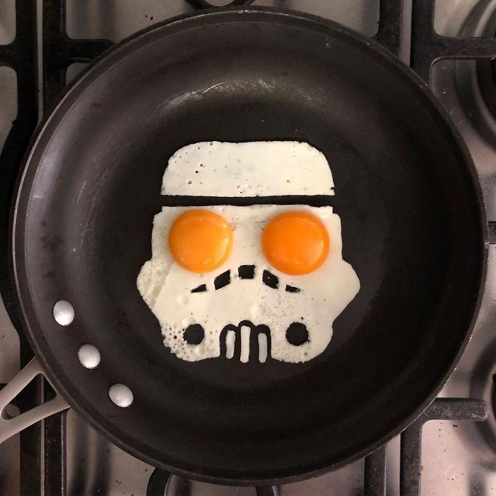 ovos (Foto: Reprodução/Instagram (@the_eggshibit))