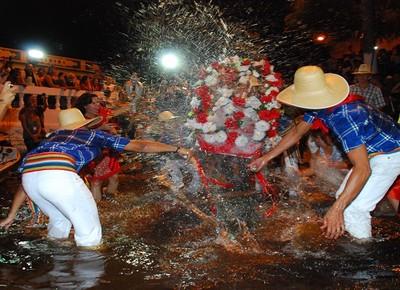 corumba-festa-junina-sao-joao-banho-ms (Foto:  Renê Carneiro/ Prefeitura de Corumbá)