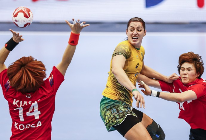 mundial de handebol feminino brasil x coreia do sul (Foto  Wander Roberto    Inovafoto 91b32f484c6f9