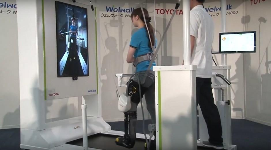 Toyota Welwalk WW-100 (Foto: Reprodução/YouTube)