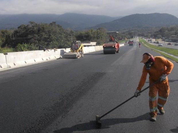 Trânsito ficará alterado até o dia 20 de setembro, de acordo com a Ecovia (Foto: Ecovia)