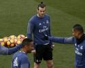 Cristiano Ronaldo treina separado e desfalca o Real Madrid contra o Eibar