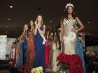 Candidatas a Miss Universo fazem apresentação nos EUA