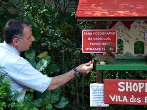 Monte Verde, Camanducaia, turismo (Foto: Arquivo G1/ Tiago Campos)