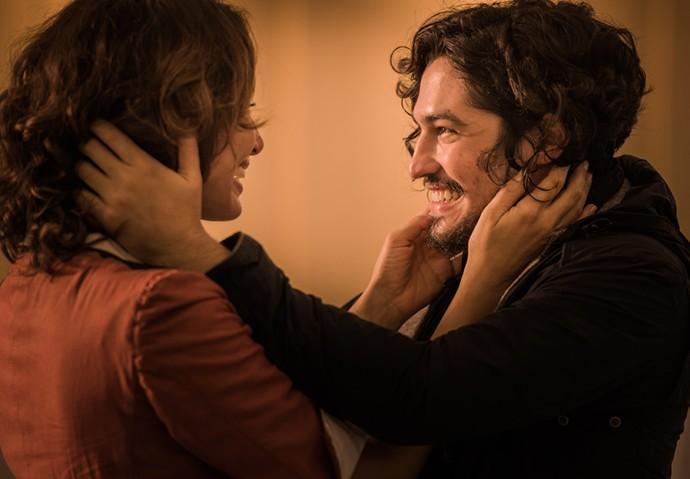 Chegada de Miguel em 'Velho Chico' promete fortes emoções (Foto: Globo/Caiuá Franco )