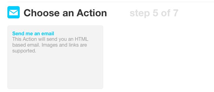 Configurando envio do feed por e-mail (Foto: Reprodução/Helito Bijora)